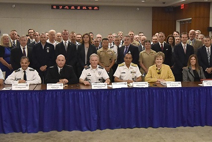 15th Global Synch Conference brings CWMD experts, military and government leaders together