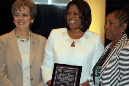 DTRA/SCC-WMD EO Director honored with NAACP award