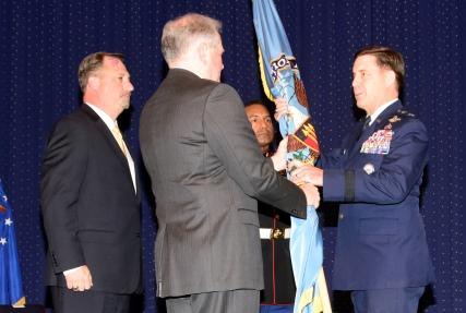 Maj. Gen. John Horner assumes responsibility of DTRA/SCC-WMD