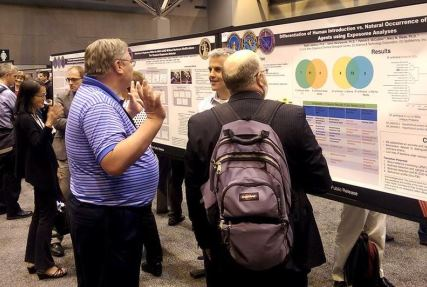 Scientists, researchers share CWMD ideas at 2015 CBDST