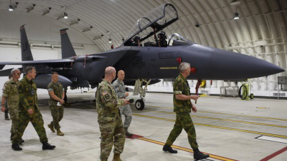 DTRA team leads CFE inspection exercise at RAF Lakenheath